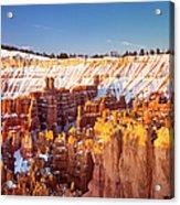 Bryce Canyon Acrylic Print