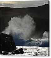 Clogher Beach Acrylic Print