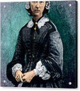 Florence Nightingale, English Nurse Acrylic Print
