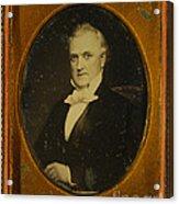 James Buchanan, 15th American President Acrylic Print