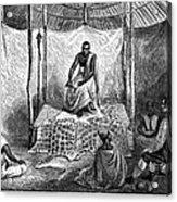 John H. Speke (1827-1864) Acrylic Print