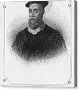 John Knox (1513-1572) Acrylic Print