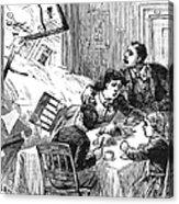 Johnstown Flood, 1889 Acrylic Print