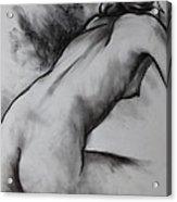 Life Drawing Acrylic Print