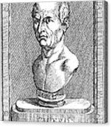 Marcus Tullius Cicero Acrylic Print