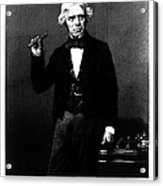 Michael Faraday, English Physicist Acrylic Print