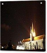 Night Sky Acrylic Print