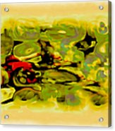 Pastel Acrylic Print