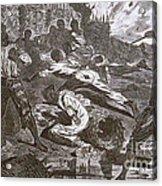 Siege Of Vicksburg, 1863 Acrylic Print