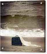 Suitcase Acrylic Print by Joana Kruse