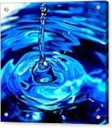 Water Spout Acrylic Print