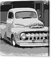 51 Ford Pickup  Acrylic Print