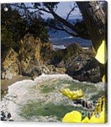 564 Cf Paradise 1 Acrylic Print