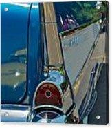 57 Chevy Bel Air 2 Acrylic Print