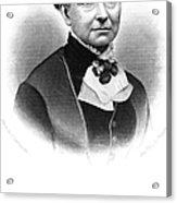 Amelia Bloomer (1818-1894) Acrylic Print