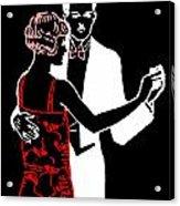 Art Deco Image Acrylic Print