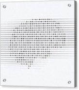Brain, Conceptual Computer Artwork Acrylic Print