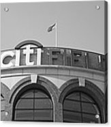 Citi Field - New York Mets Acrylic Print by Frank Romeo
