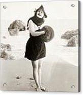 Film Still: Beach Acrylic Print