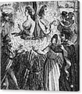 Foxe: Book Of Martyrs Acrylic Print