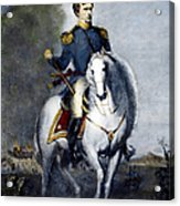 Franklin Pierce (1804-1869) Acrylic Print
