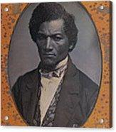 Frederick Douglass, African-american Acrylic Print