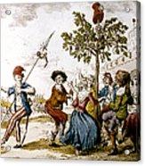 French Revolution, 1792 Acrylic Print