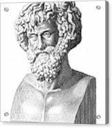 Hannibal (247-183 B.c.) Acrylic Print by Granger