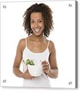Healthy Diet Acrylic Print