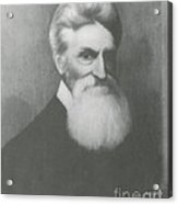 John Brown, American Abolitionist Acrylic Print
