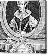 Lady Jane Grey (1537-1554) Acrylic Print