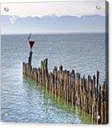 Lake Constance Acrylic Print