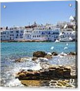 Paros - Cyclades - Greece Acrylic Print