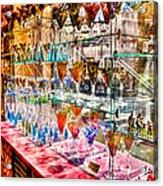 Sedona Tlaquepaque Shopping Center Acrylic Print