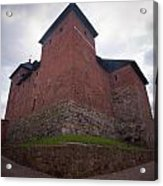 The Castle Of Tavastehus Acrylic Print