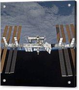 The International Space Station Acrylic Print
