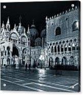 Venice Acrylic Print by Joana Kruse