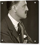 William Somerset Maugham Acrylic Print