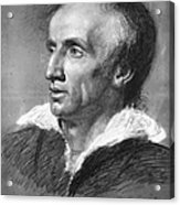 William Wordsworth Acrylic Print