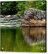Williams River Scenic Backway Acrylic Print