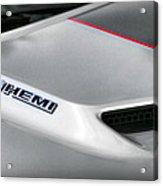 6.1 Hemi - 2011 Dodge Challenger Srt8 Acrylic Print