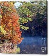 Sugar Ridge State Fish And Wildlife Area Acrylic Print