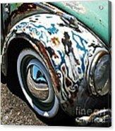 61 Volkswagon Bug Acrylic Print