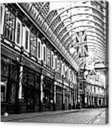 Leadenhall Market London Acrylic Print