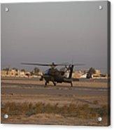 An Ah-64d Apache Longbow Block IIi Acrylic Print