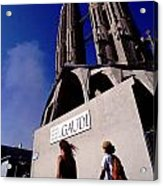 Barcelona Acrylic Print