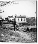 Civil War: Bull Run, 1861 Acrylic Print