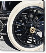 Classic Antique Car- Detail Acrylic Print