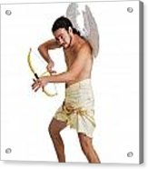 Cupid The God Of Desire Acrylic Print