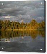Lake Of The Woods, Ontario, Canada Acrylic Print